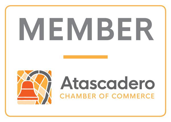 Atascadero Chamber Member Badge