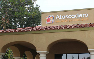 Atascadero Chamber of Commerce office building