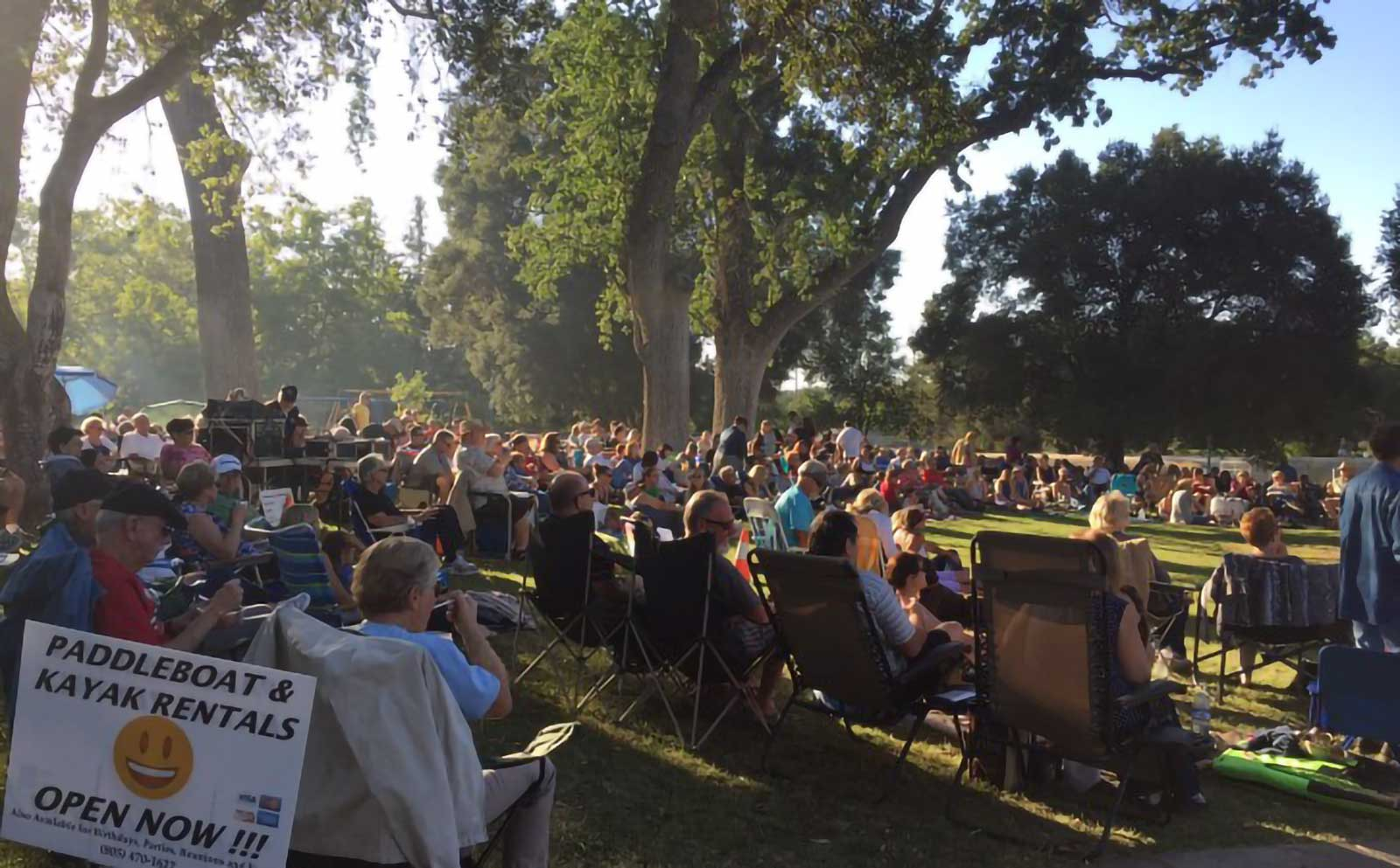 Atascadero Saturday in the Park