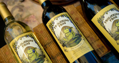 Member Spotlight Frolicking Frog Cellars