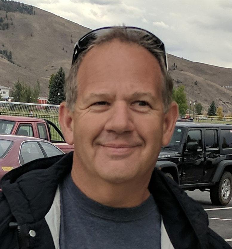 Atascadero Chamber Board of Directors Geoff Auslen