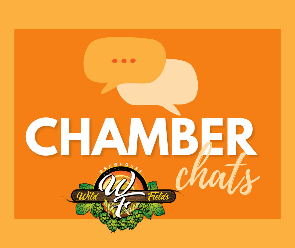 chamber chats wild fields brewhouse