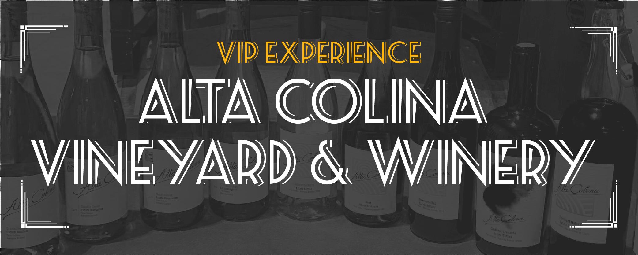 wine vip experience speakeasy chamber gala