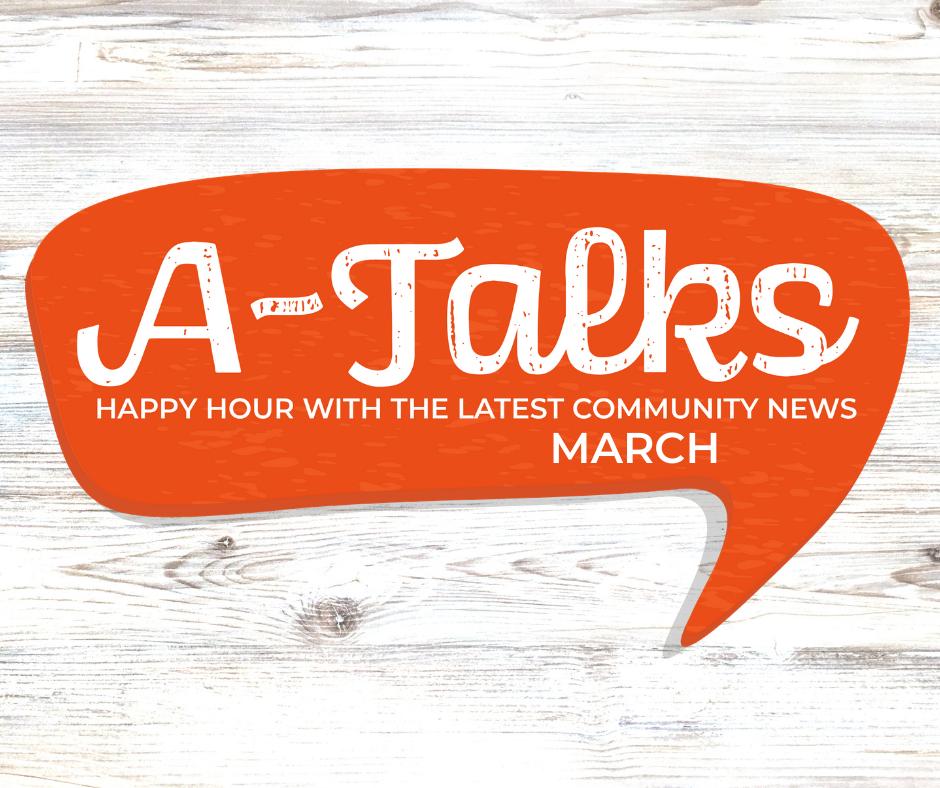 a-talks virtual library march